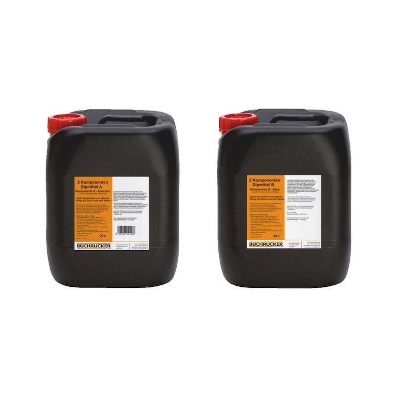 2K-Dippmittel Aktivator und Basis