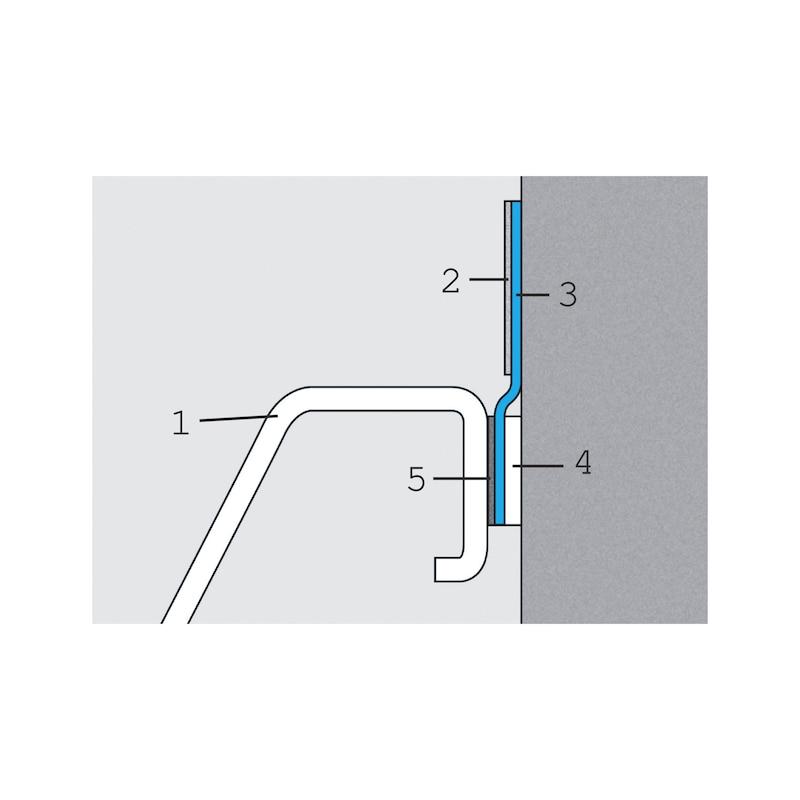 Wannendichtband - 2