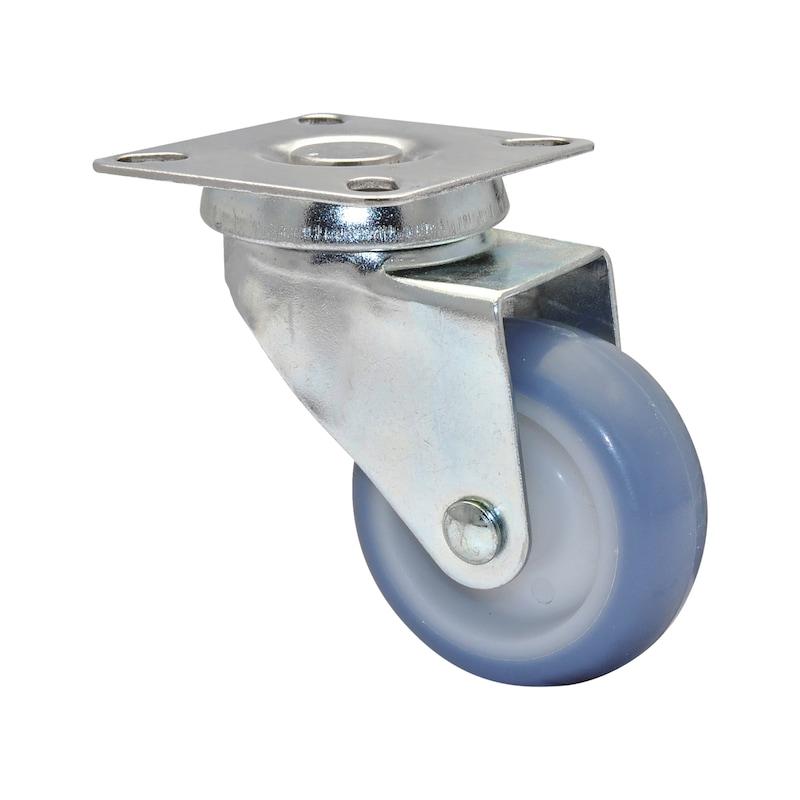 Apparate-Lenkrolle ultra-weich ECO