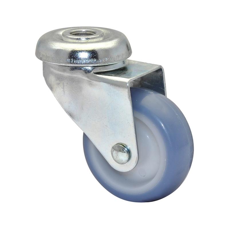Apparate-Lenkrolle ultra-weich ECO mit Rückenloch