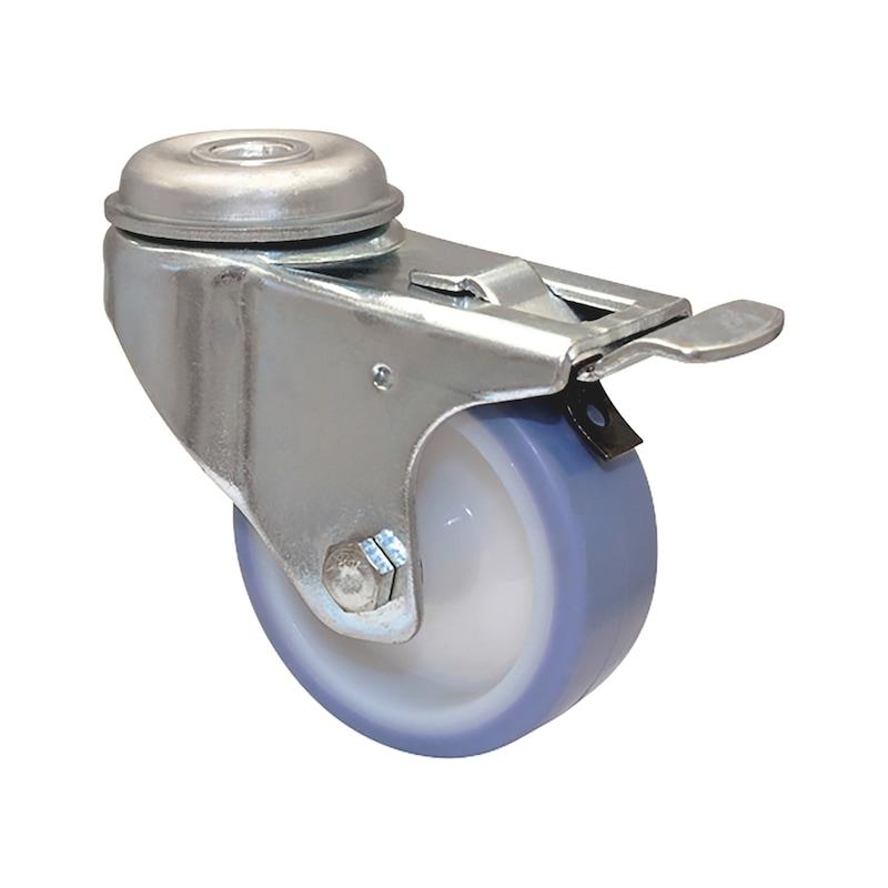 Apparate-Lenkrolle ultra-weich