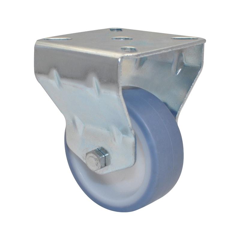 Apparate-Bockrolle ultra-weich mit kleiner Platte