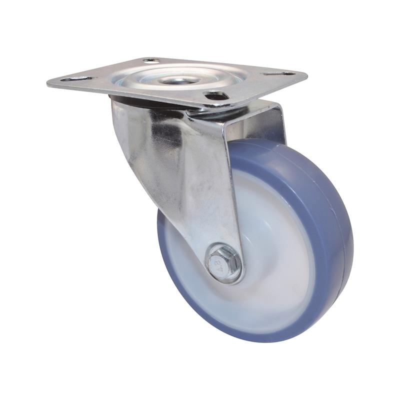 Transportgeräte-Lenkrolle ultra-weich
