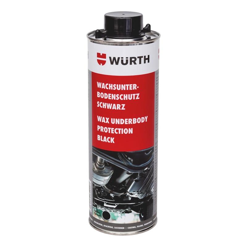 Wachs-Unterbodenschutz - 1