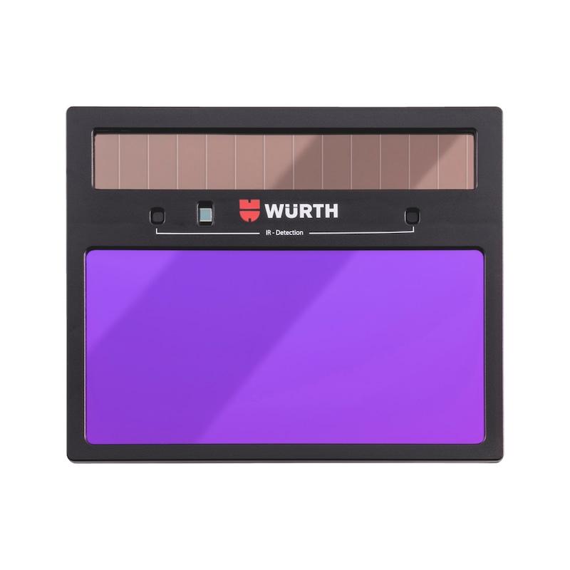 Blendschutzkassette für Automatik-Schweißerhelm WSH III 10-11 - 1