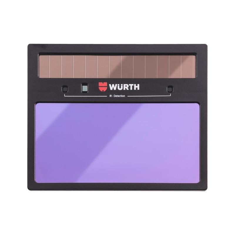 Blendschutzkassette für Automatik-Schweißerhelm WSH III 9-13 - 1