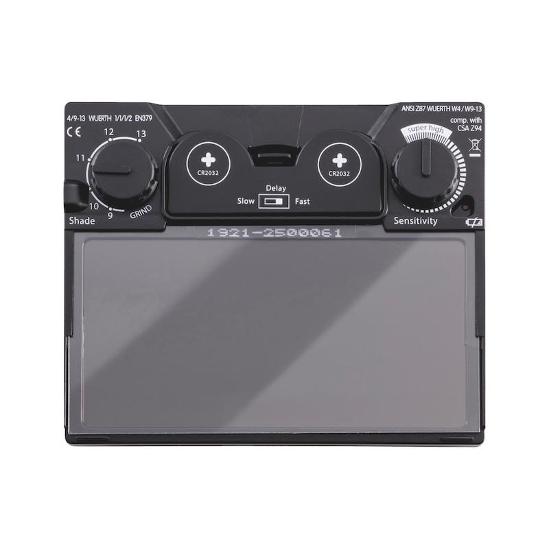 Blendschutzkassette für Automatik-Schweißerhelm WSH III 9-13 - 2