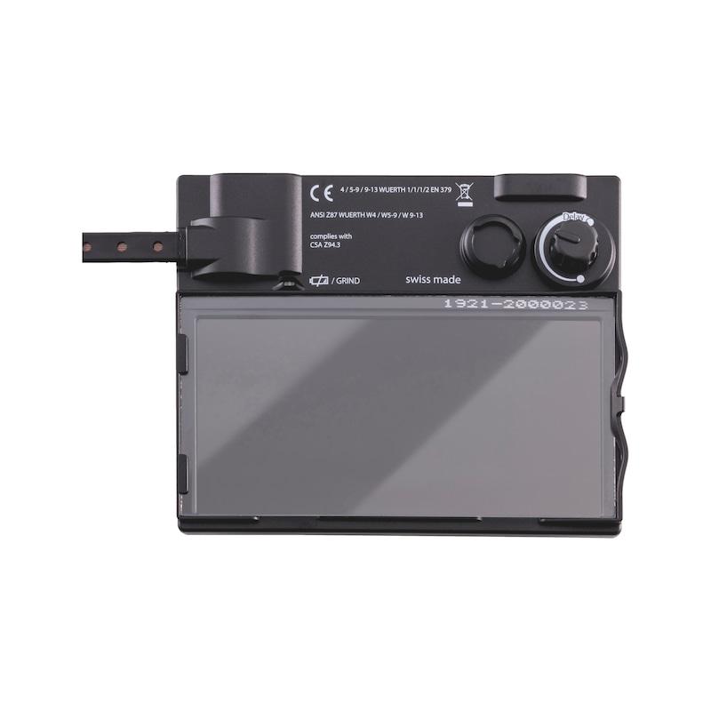 Blendschutzkassette für Automatik-Schweißerhelm WSH III 5-13 - 4