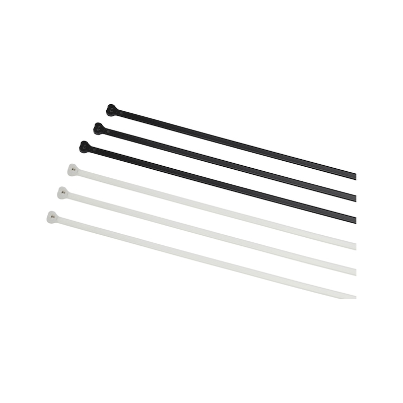 Premium cable tie BT, heat-stable -30/39