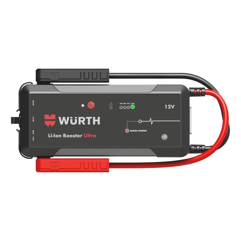 Avviatore di emergenza, con batteria agli ioni di litio 12 V, Booster Ultra - BOOSTER-LITIO-(LIIONBOOSTER-ULTRA)-12V
