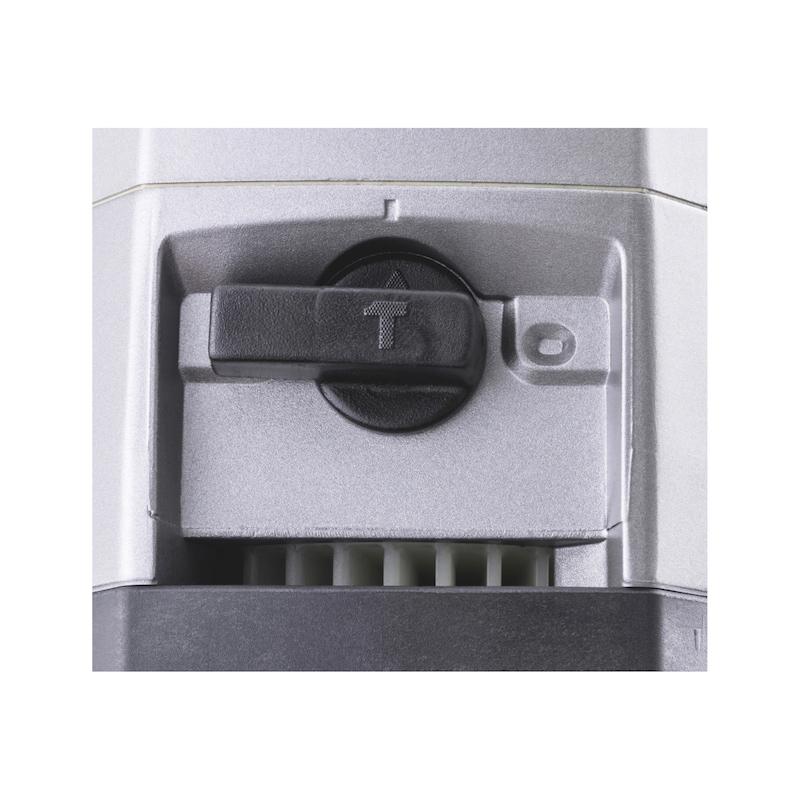 Diamant-Schlagbohrmaschine EDSB 160-E - 4