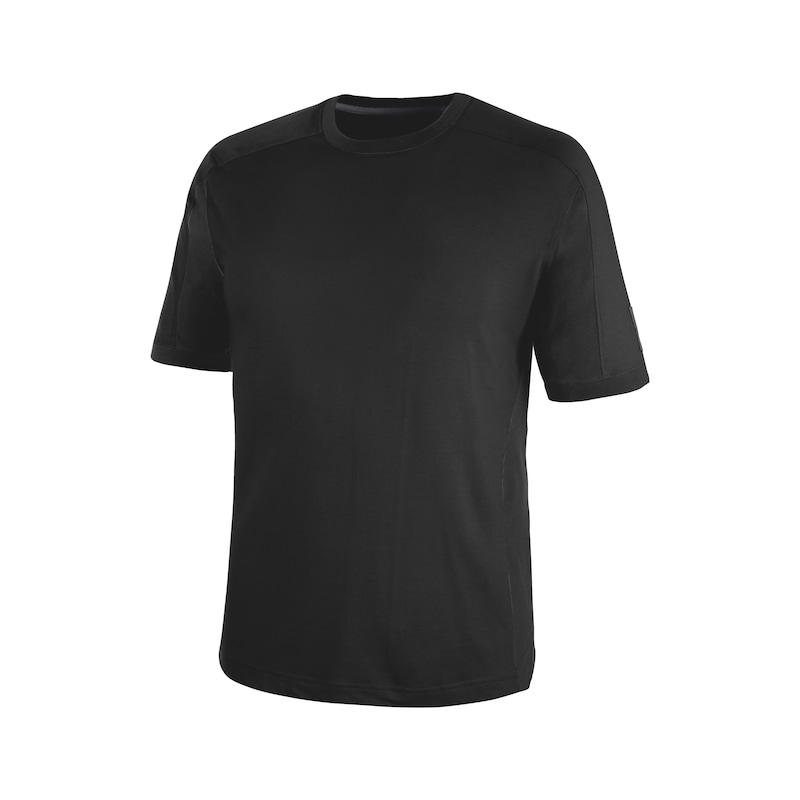 Cetus T-Shirt Schwarz CHF