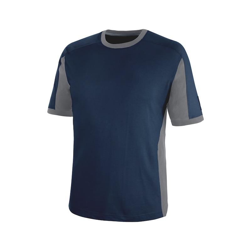 Cetus T-Shirt Dunkelblau/Grau CHF