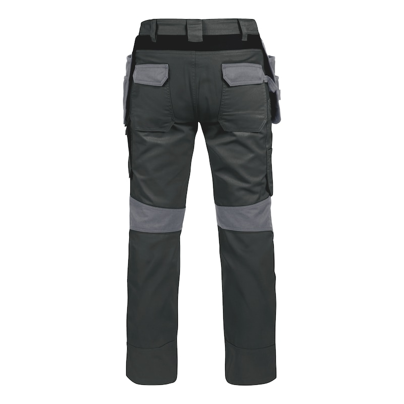 Trousers Cetus with holster pocket - MONTERKY VREC CETUS ANTHRACIT VEL 48