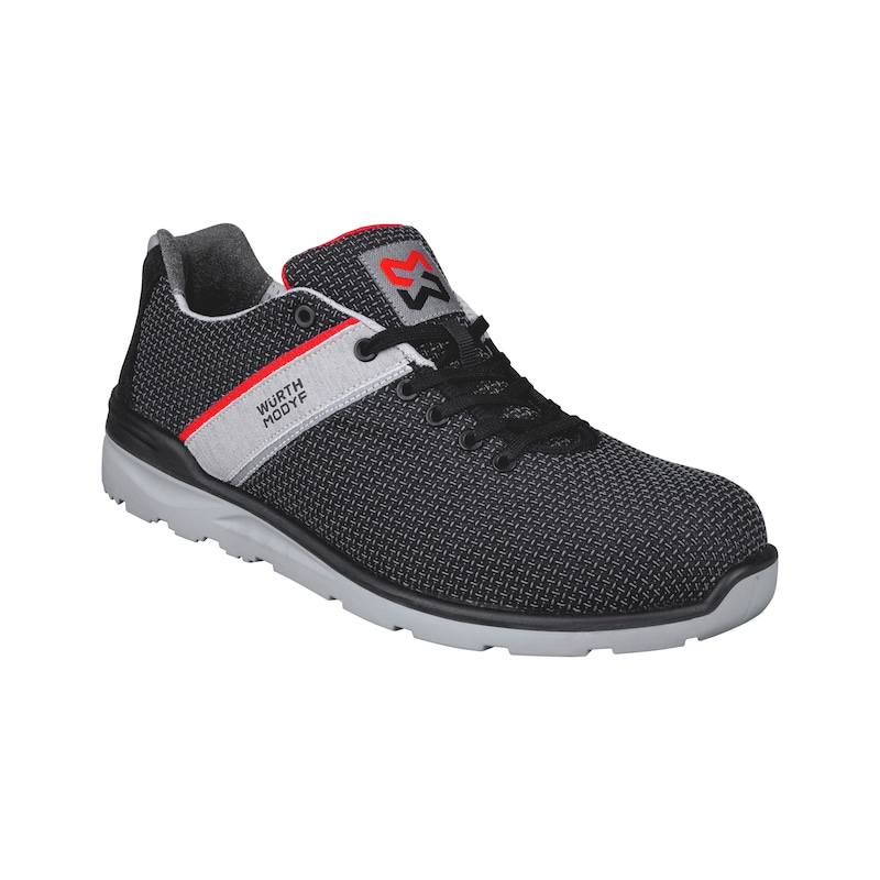 Cetus S3 low-cut safety shoe - SAFETY SHOE CETUS S3 BLACK/GREY 48