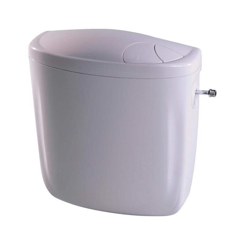 Réservoir attenant double débit 3D - 1