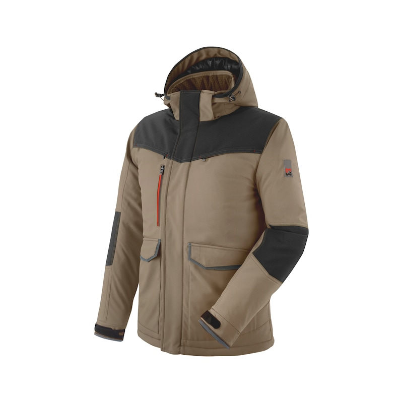 Stretch X Winter Softshelljacke - SOFTSHELL WINTER STRETCH X BEIGE XXL