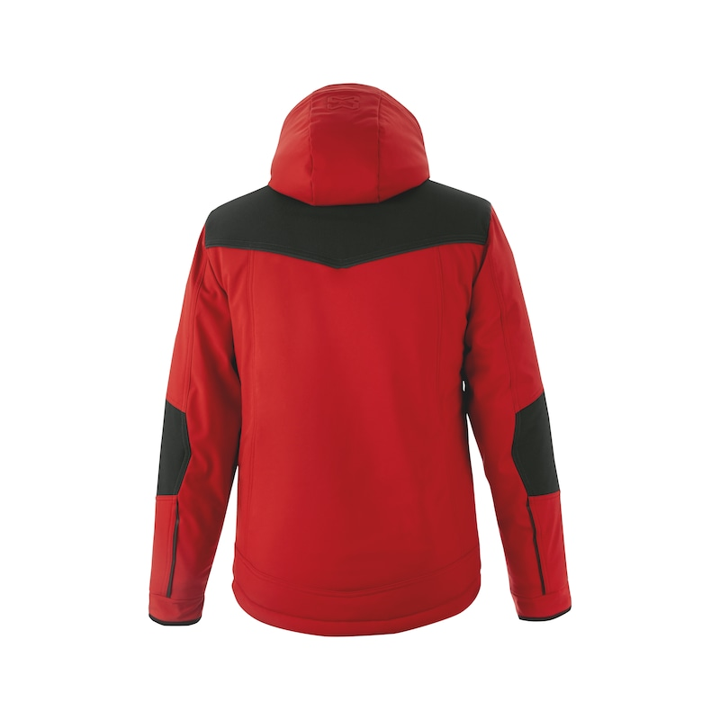 Stretch X Winter Softshelljacke - SOFTSHELLJACKE WINT STRETCH X ROT XL