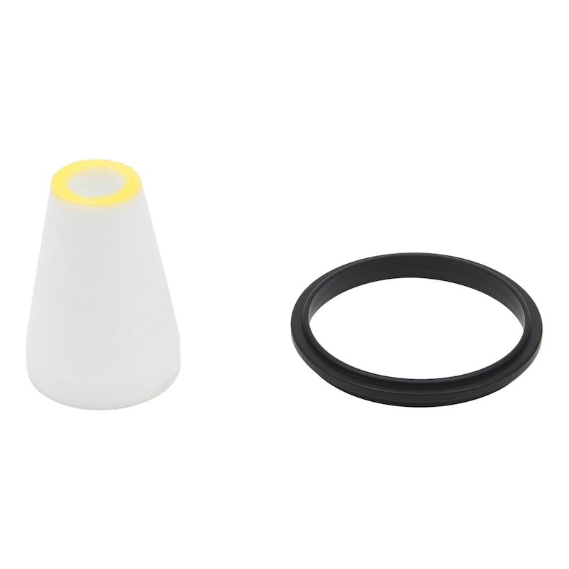 Filterelement für Druckluft-Wartungseinheit Baugröße 2