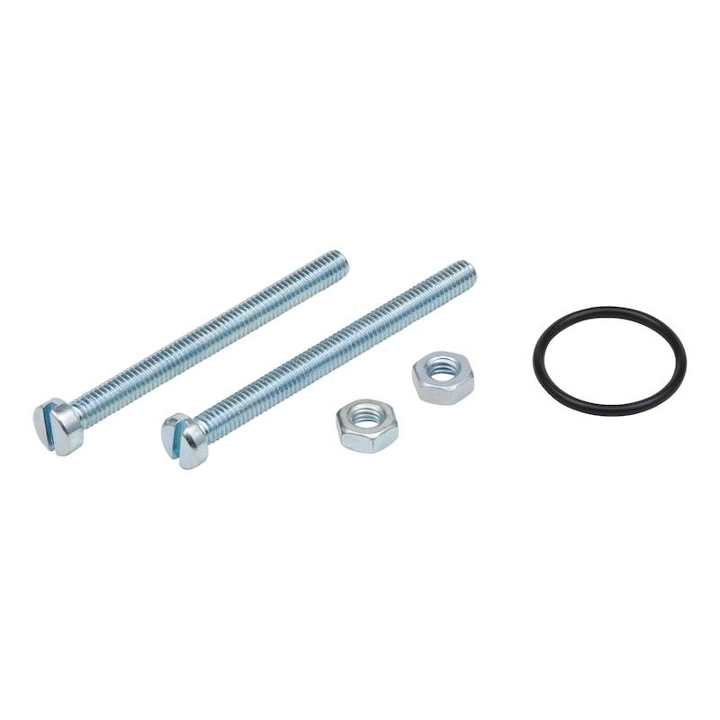 Verbindungsstück für Druckluft-Wartungseinheit Baugröße 1