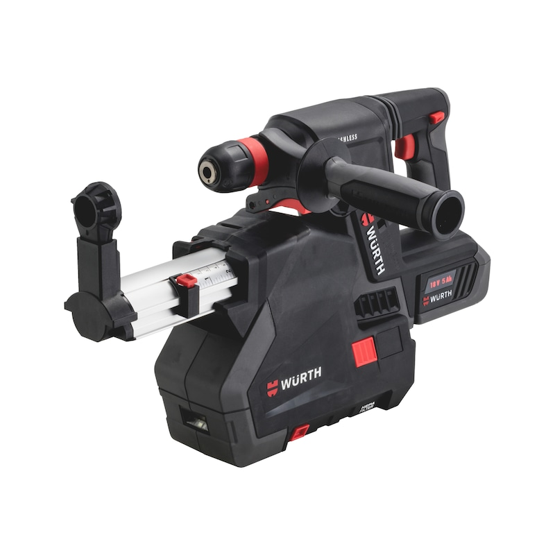 Cordless hammer drill ABH 18 COMPACT M-CUBE<SUP>®</SUP> - HAMDRL-CORDL-(ABH 18 COMPACT)-2X5AH