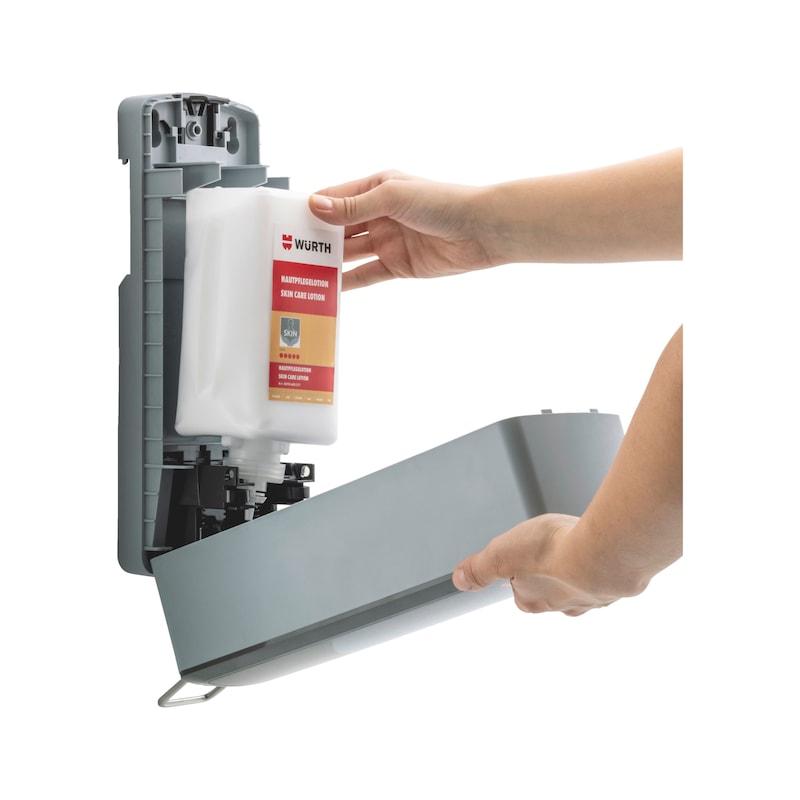 Spendersystem Touchless SKIN LINE - SPEND-CREM/SEIFE-SKIN-BERUEHRUNGSLOS