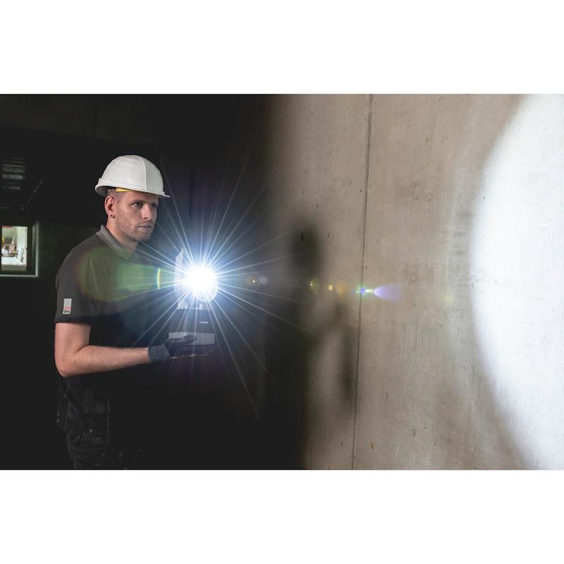 LED-Handscheinwerfer wiederaufladbar WLHS 1 - 2