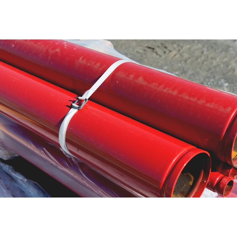 Ruban de cerclage en polyester pour système de cerclage Spannfix - 2