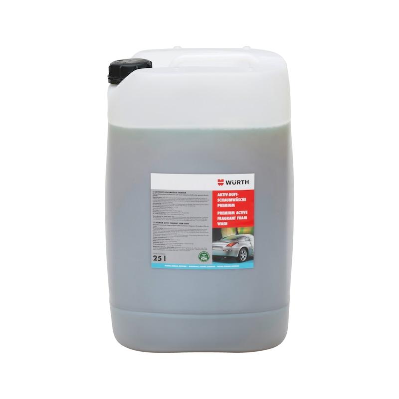 Aktiv-Duft-Schaumwäsche Premium - 2