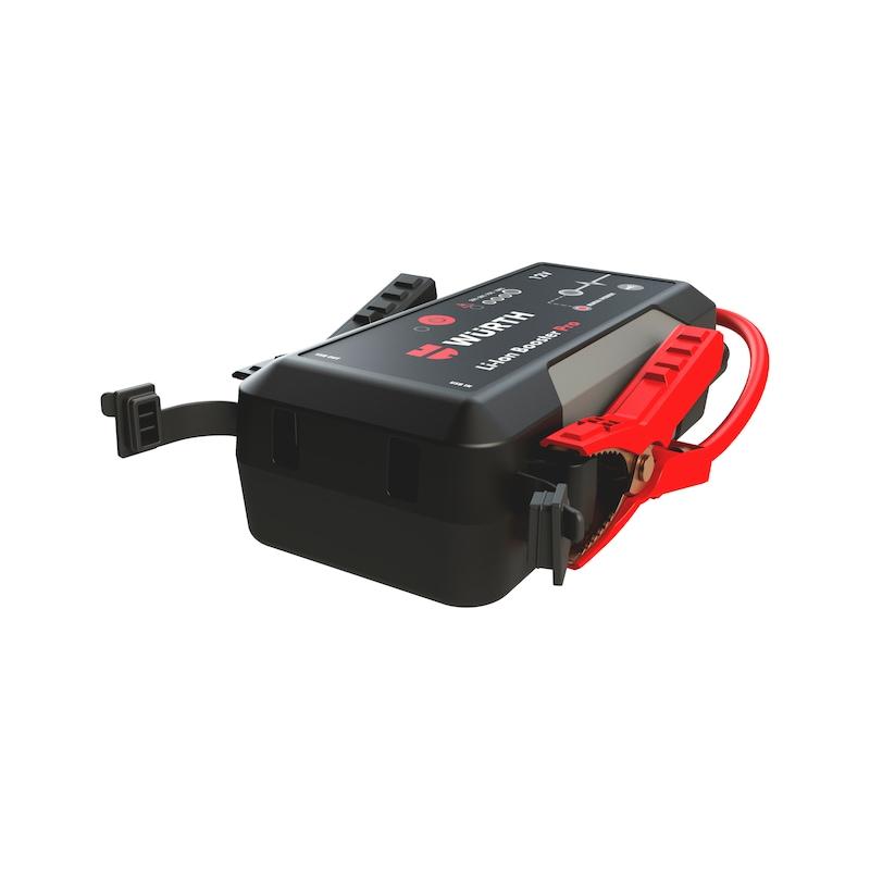 Booster de démarrage, 12 V Li-ion, Booster Pro - LIIONBOOSTER PRO 12V