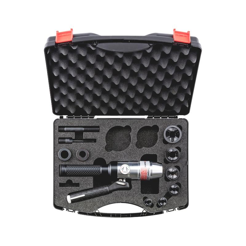 Assortimento di punzonatrici - KIT-PUNZONAT-PRESSA-IDRAULIC-(M16-M40)