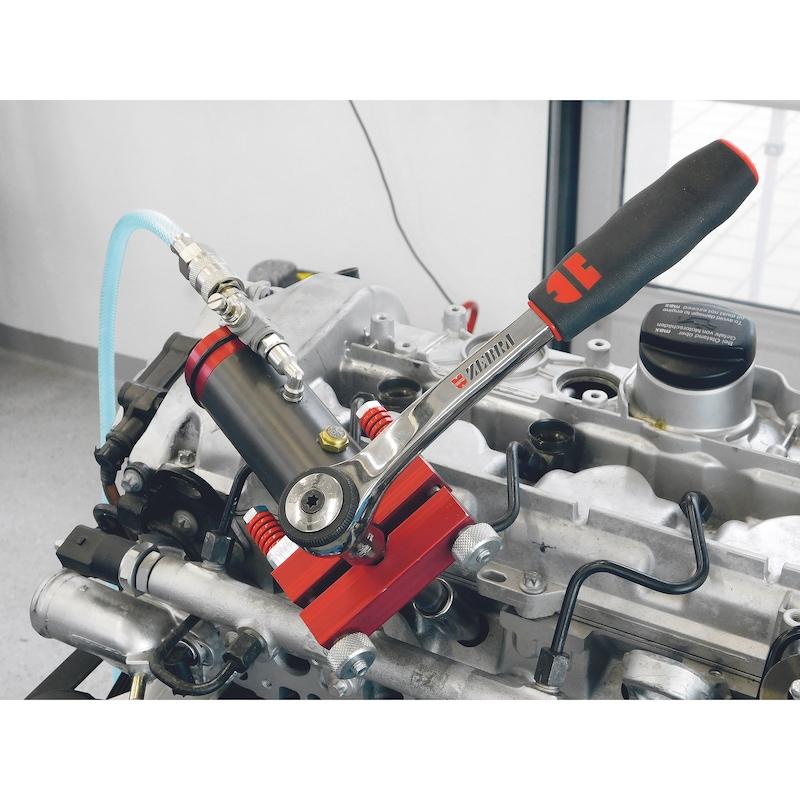 Lösewerkzeug- und Injektor-Sitz-Reinigungs-Satz Vibrofighter - 2
