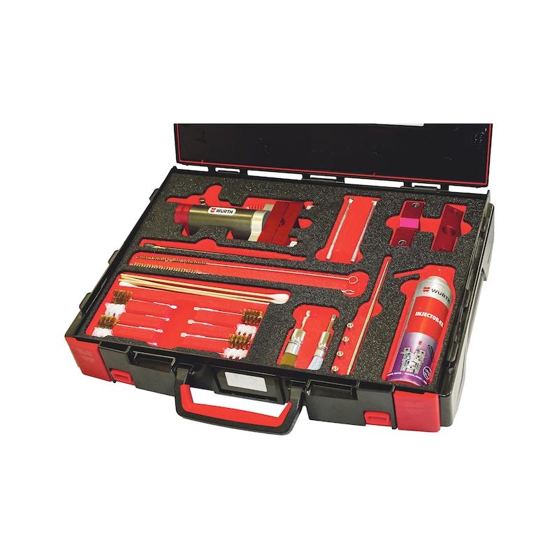 Lösewerkzeug- und Injektor-Sitz-Reinigungs-Satz Vibrofighter - 1