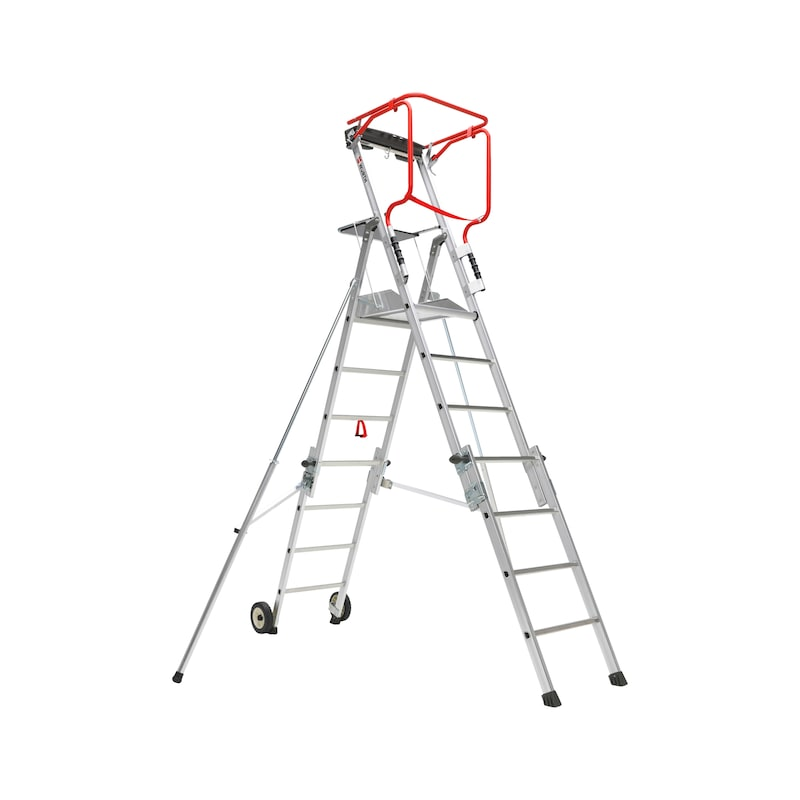 Plate-forme individuelle roulante PIR télescopique - 1