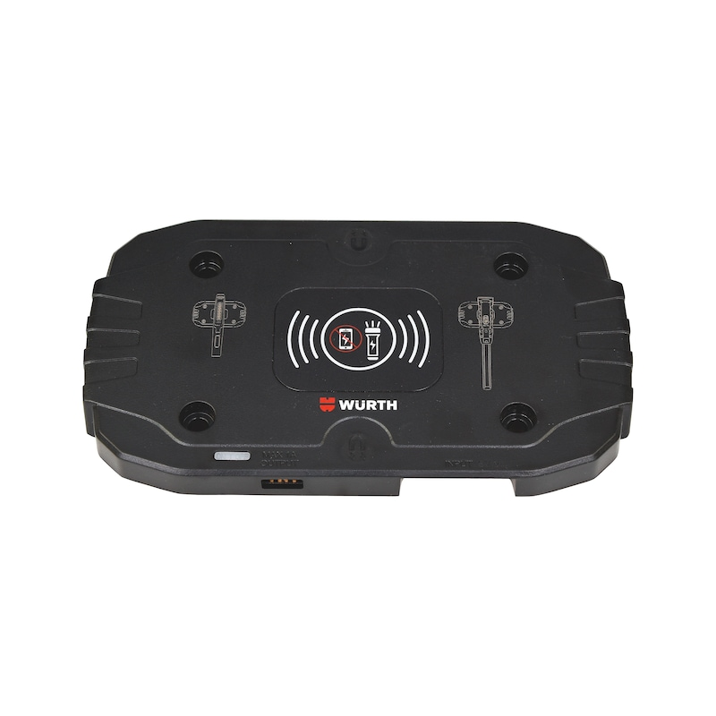 Pannelli di ricarica wireless ERGOPOWER PAD I e PAD II - PANNELLO-DI-RICARICA-(PAD-I)-WIRELESS