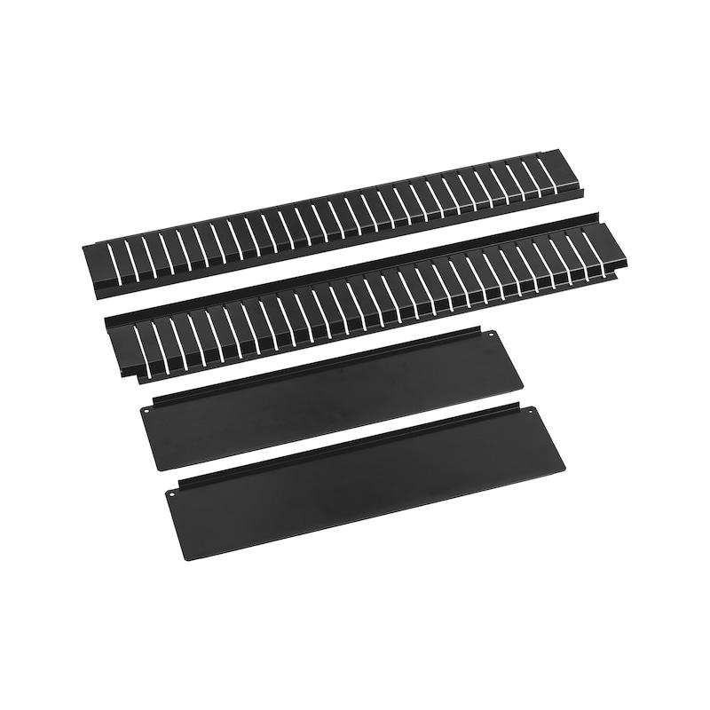 Kit di divisori per il carrello per officina 8.8  - 2