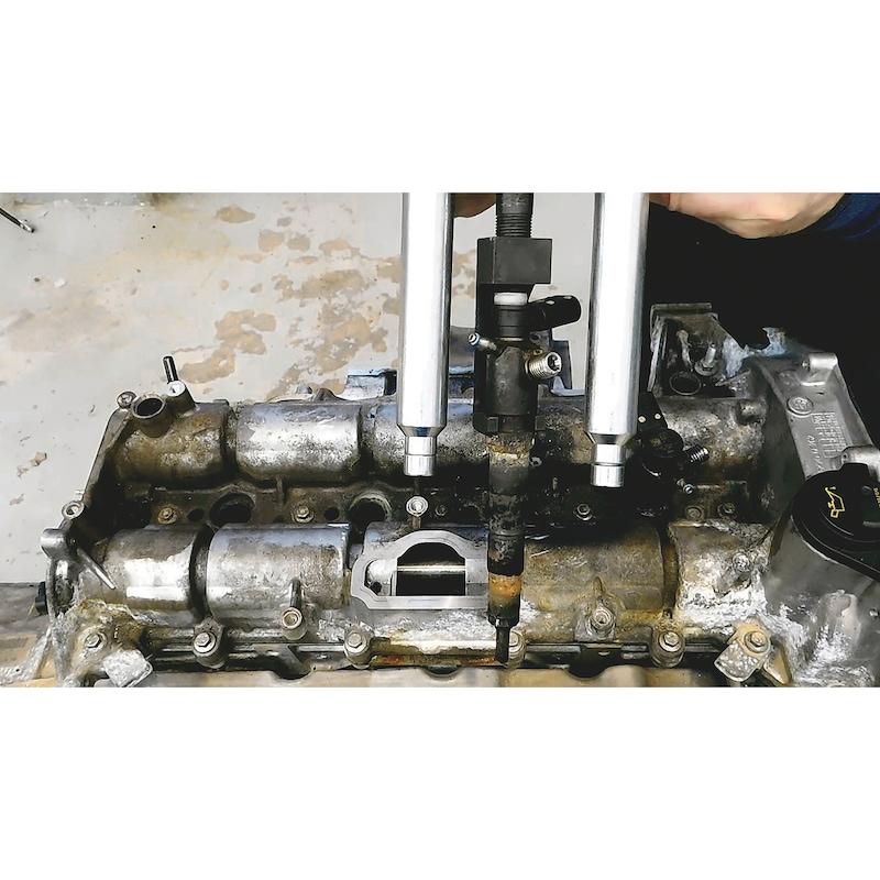 Kit d'outils de dépose d'injecteur, Ford 2.0 Ecoblue - 4
