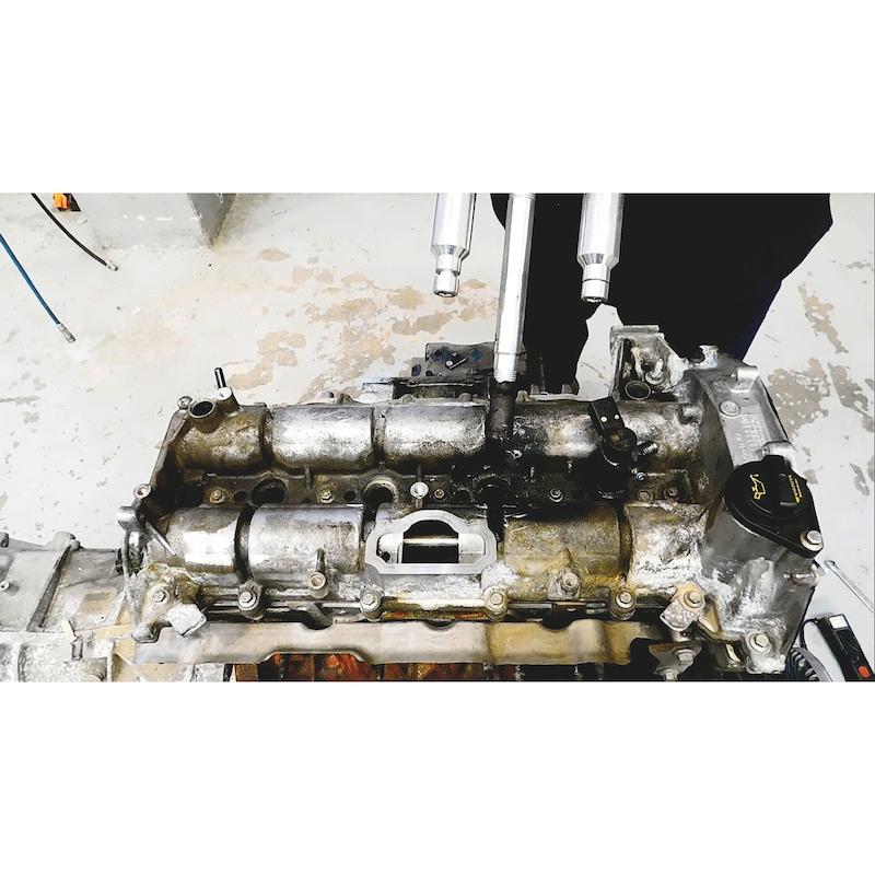 Kit d'outils de dépose d'injecteur, Ford 2.0 Ecoblue - 5