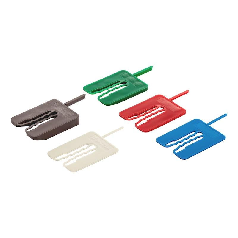 Montageclip AMO<SUP>®</SUP>-Clip Sortiment 400-teilig - 2