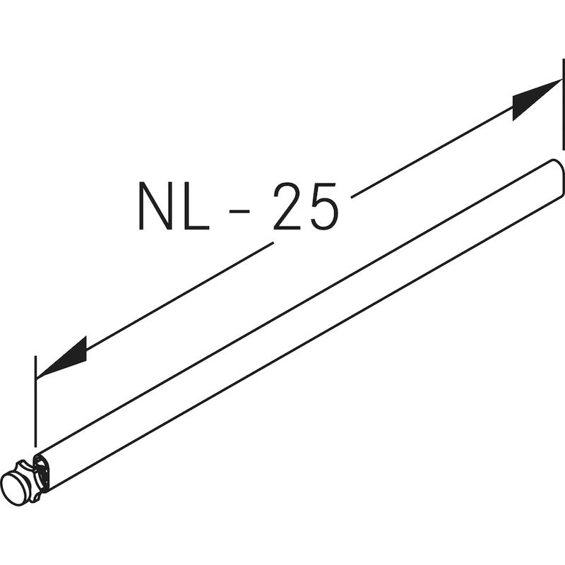 Nova Pro Scala Ovalreling - 5