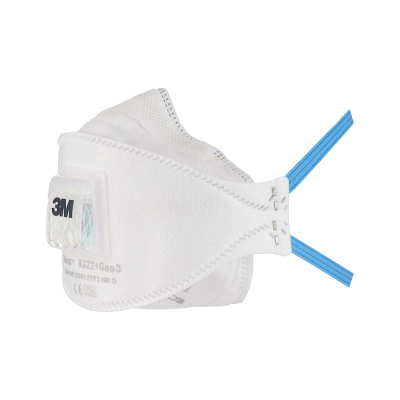 Valve Breathing Mask 9322 Disposable Online Ffp2 3m W Sv Comprar