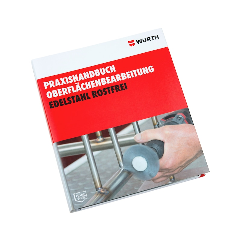 Stainless steel surface finishing manual