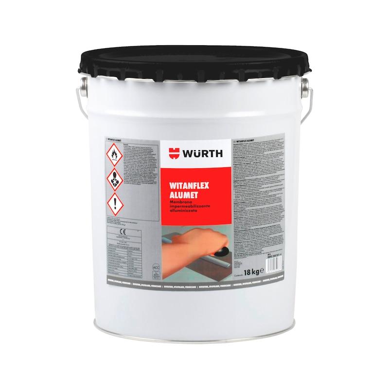 Membrana imperm. liquida WITANFLEX AluMet - 1