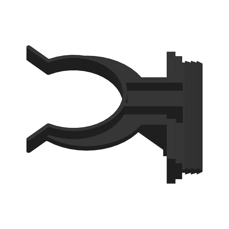 Sockelblenden-Klammerhalterung - 1