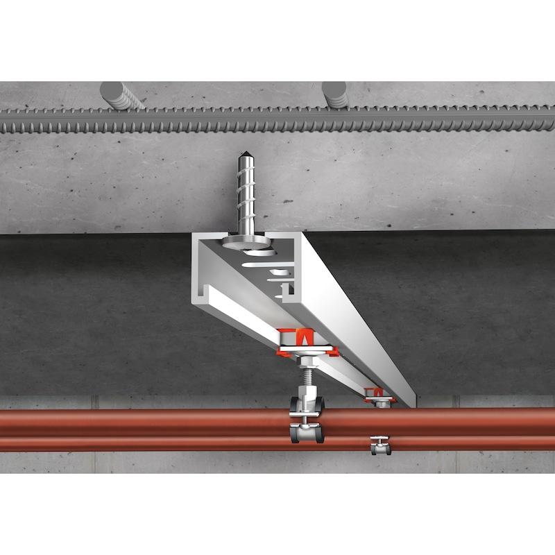 Concrete screw W-BS Compact type P - 2