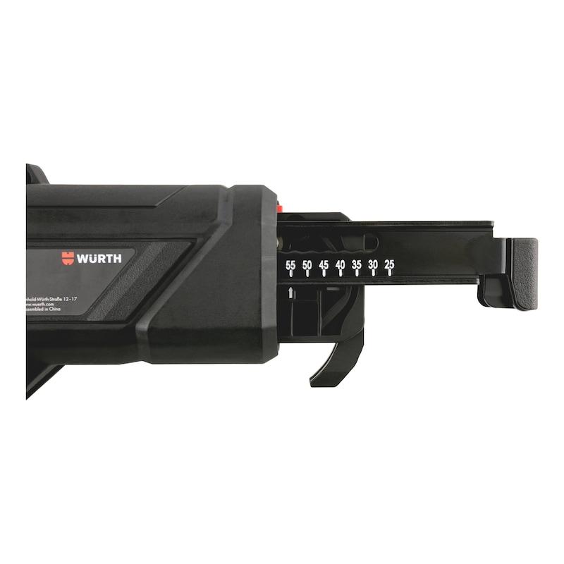 Chargeur vis en bande MSV 55-TS Pour visseuse cloisons sèches ATS 18 auto M-CUBE® - 4
