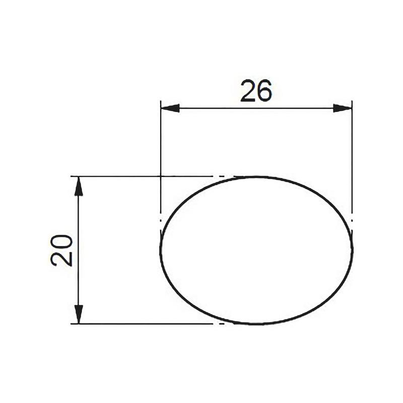 Türdrücker A 133 - 4