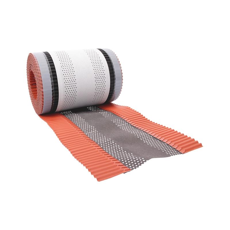 Closoir Aeroflex pour faîtage ventilé