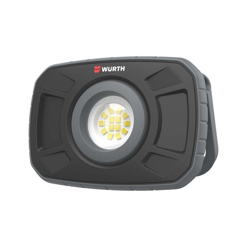 LED-työvaisin, ladattava Ergopower Mini 10 W - TYÖVALAISIN LADATTAVA LED 10W IP67