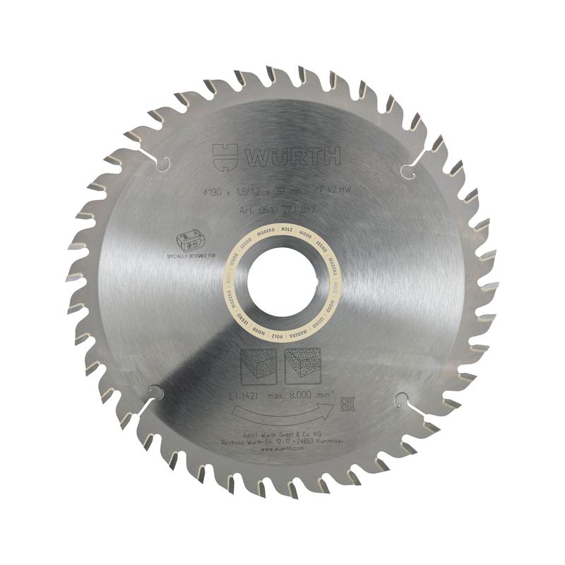 Kreissägeblatt für Akku-Holzhandkreissägen